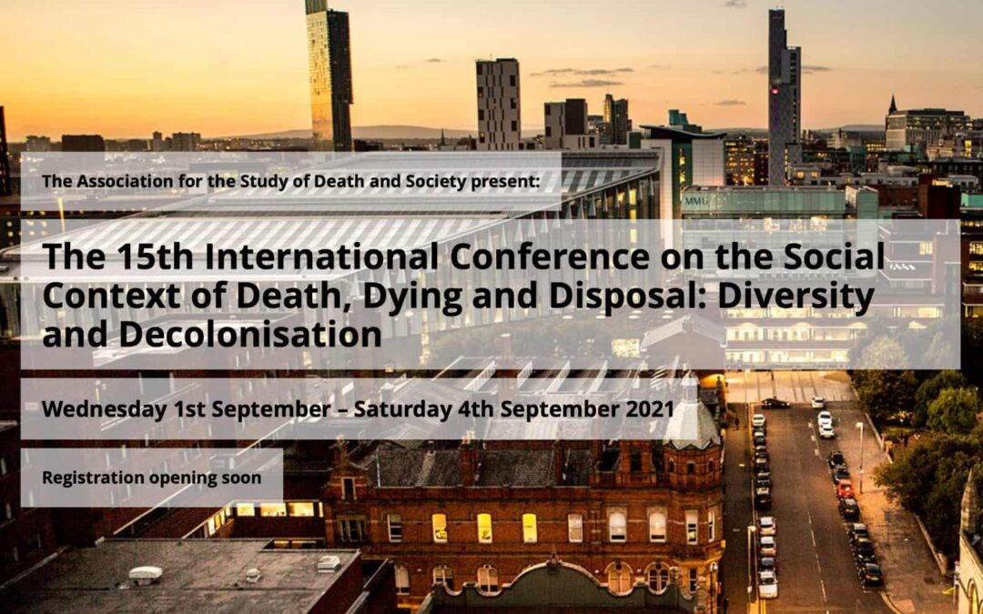The Social Context of Death, Dying and Disposal